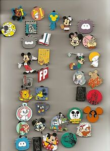 DISNEY-PINS-75-DIFFERENT-PINS-FAST-USA-SELLER-CL-LE-HM-amp-CAST-PINS-MIXED-LOT