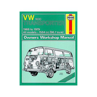 Volkswagen manuals products in haynes diy car and automotive vw transporter 1600 16 petrol 1968 79 up to v reg haynes manual solutioingenieria Gallery
