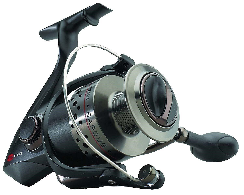 Penn Sargus 8000 Reel Inc Spare Spool - 310yds, 20 lb