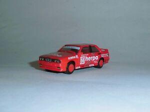"""Herpa 3564 - BMW M3 (E30), DTM 1988, """"herpa, Tauber Motorsport"""" - Deutschland - Herpa 3564 - BMW M3 (E30), DTM 1988, """"herpa, Tauber Motorsport"""" - Deutschland"""