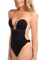 Fashion Forms U Plunge Backless Strapless Bodysuit - 29053