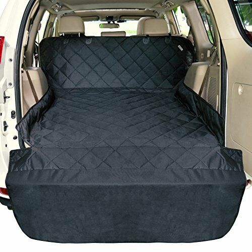 SUV Cargo Liner for Dogs Waterproof Pet Cover Dog Seat Mat SUVs Sedan