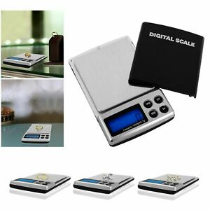 Mini-Digital-Pocket-Scale-1000g-x-0-1g-Jewelry-Gold-Silver-Coin-Grain-Gram-Herb