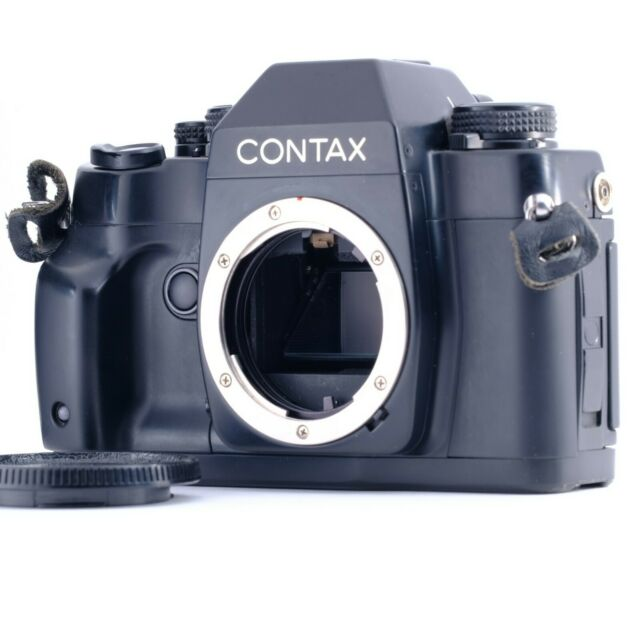 """""""N-Mint"""" Contax RX 35mm SLR Film Camera Body Only from Japan"""