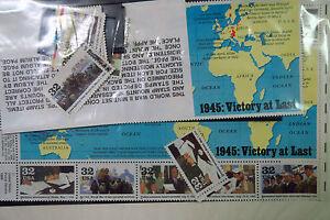 U-S-034-VICTORY-AT-LAST-034-WORLD-WAR-II-MINT-SET-NEW-Unopened-and-Unused
