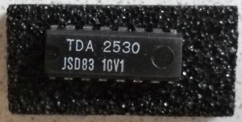PHILIPS 1 pièces nos Ic tda2530 CTV RGB Matrix
