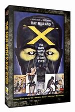 The Man With The X-Ray Eyes (DVD, 2008) Ray Milland-Don Rickles-1963