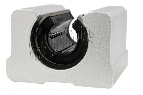 CNC Bushing 40mm Linear Bearing Open Sliding Unit Linear Motion