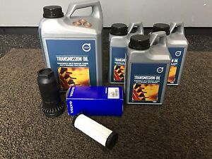 Details about GENUINE VOLVO 6-SPEED POWERSHIFT GEARBOX OIL CHANGE KIT INC  FILTER MPS6