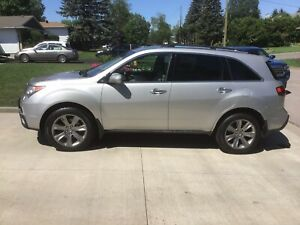 2010 Acura MDX Elite Tech Package AWD for Sale
