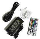 44 key IR Remote Controller + 5A Power Supply for 3528 5050 RGB LED Strip Light