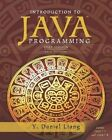 Intro to Java Programming by Y. Daniel Liang (Paperback, 2013)