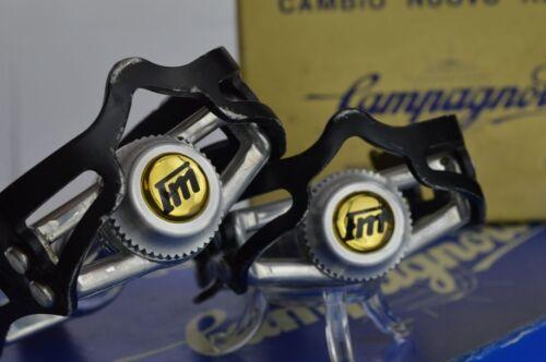 Francesco Moser pedals dust caps fit shimano campagnolo super record gipiemme