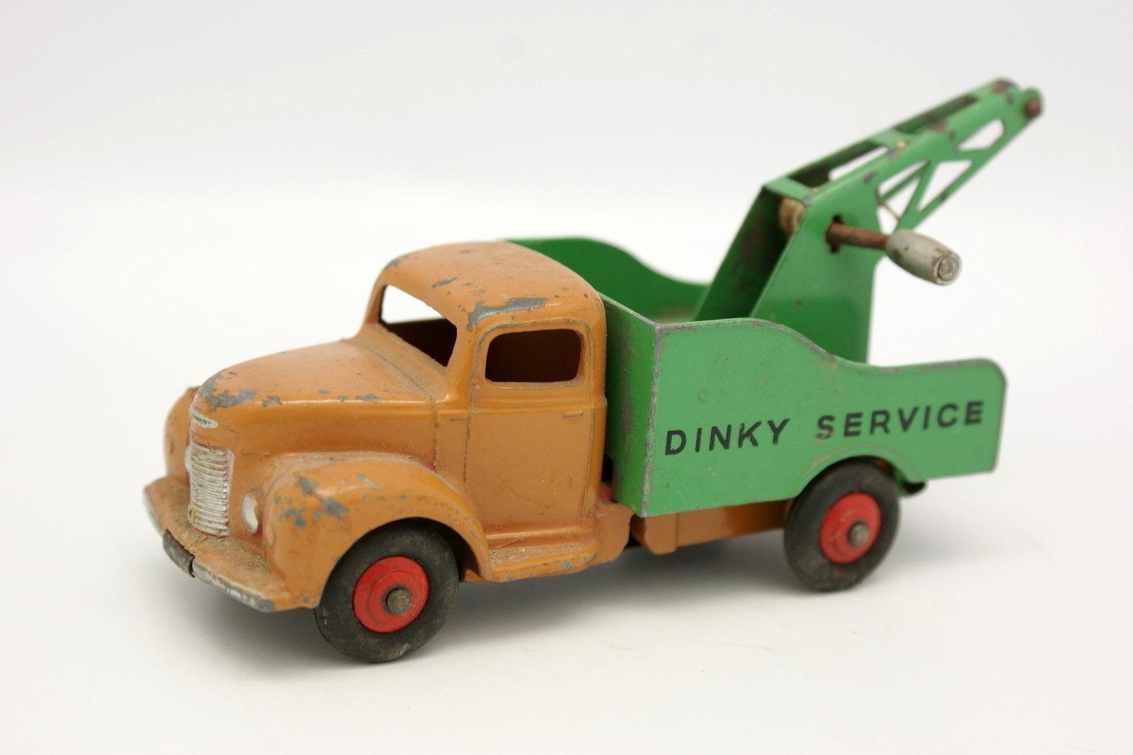 Dinky Toys GB 1 43 - Commer Commer Commer Carro de remolque dinky Estación de a02fc7