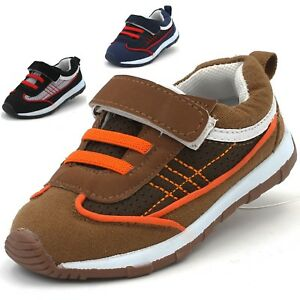 Little-Boys-Infant-Toddler-Sneakers-Canvas-Shoes-Baby-Tennis-Athletic-Casual