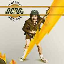 AC/DC High Voltage 180g International Version ACDC New Sealed Vinyl Record LP