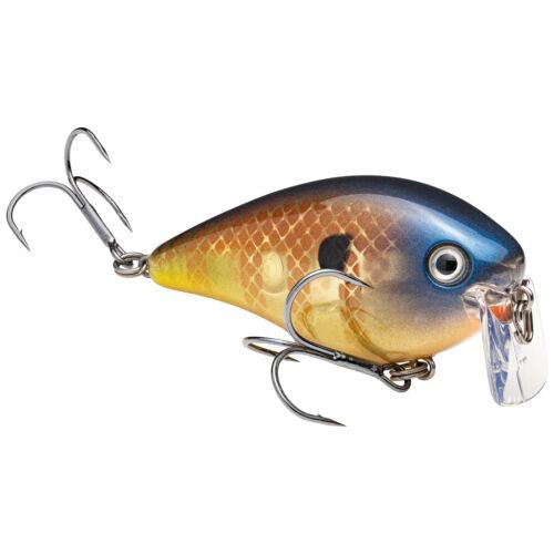 Strike King HC cette méthode 2.5 Wake Appât Réveil crankbait Surface Bass Fishing Hard Bait