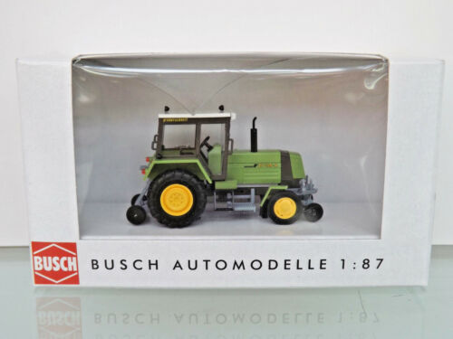 Zweiwege H0 1:87 Traktor Fortschritt ZT320 BUSCH 50409 NEU in OVP