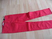 H&M schöne skinny Jeans rot Gr. 158 NEUw.  DN914