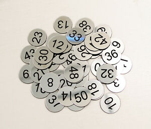 50pcs-x-3cm-Custom-Engraved-Number-Discs-Restaurant-Clubs-Tags-Locker-Pub