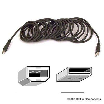 - Belkin Pro Series Cavo Usb - 4 Pin Usb Tipo A (m) - 4 Pin Usb Tipo B (m) -.- Carattere Aromatico E Gusto Gradevole