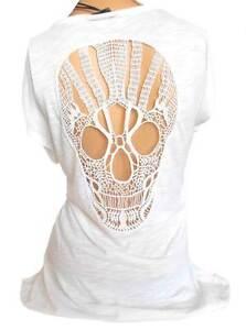 Damen  Shirt Gr.44//46 wollweiss NEU