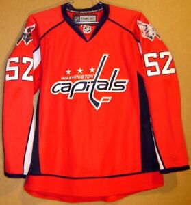 b5516df07a9 inexpensive image is loading washington capitals mike green red knit nhl  jersey e559c d684c