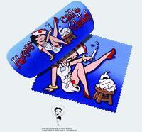 Betty Boop Eyeglass Case Nurse Design