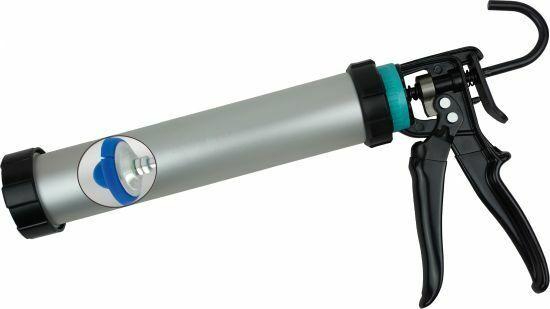 bis 600 ml Handpress-Pistole Siliconpresse TRIUSO Premium Auspresspistole