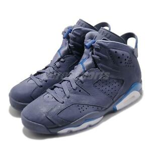 a279c3224fc8 Nike Air Jordan 6 Retro Diffused Blue Jimmy Butler PE VI AJ6 384664 ...