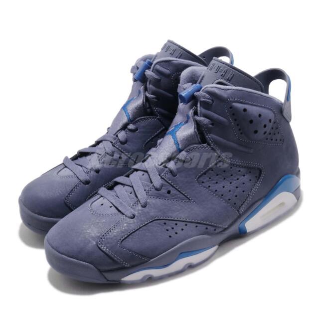 9ec7cd9b01161 Nike Air Jordan 6 Retro Diffused Blue Jimmy Butler PE VI AJ6 384664-400