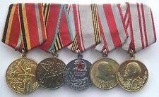 Russland UdSSR Medaille Konvolut