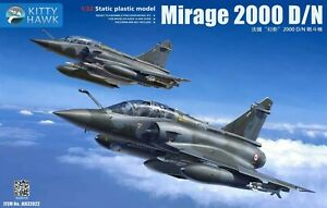 Kitty-Hawk-KH32022-1-32-Mirage-2000D-N-Model-Building-Kit-NEW