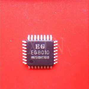 10PCS-EG8010-QFP-NEW