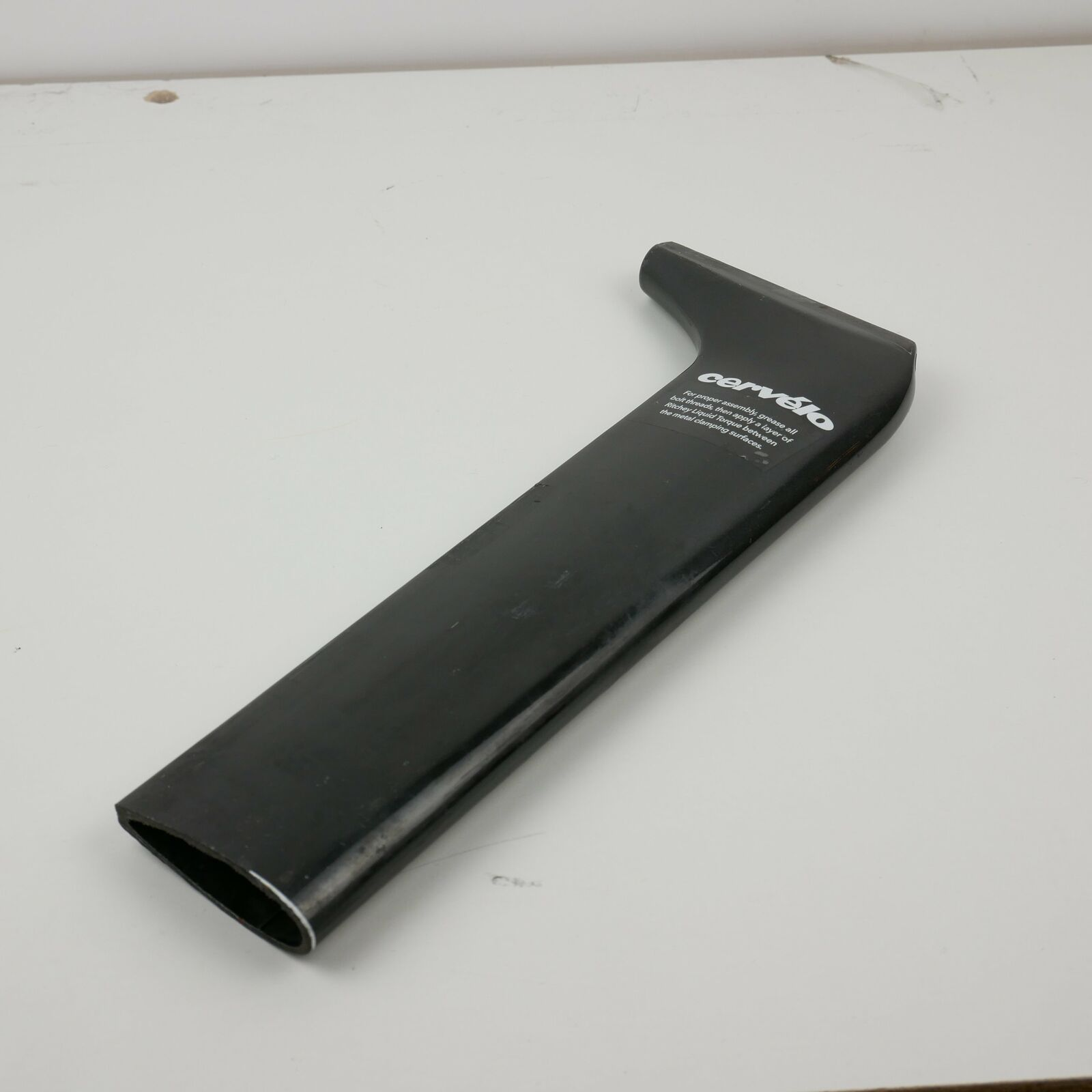 Cervelo P-Series Seatpost with Setback - 27cm long
