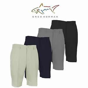 Greg-Norman-2019-Performance-Flat-Front-Tech-Strech-Mens-Golf-Shorts