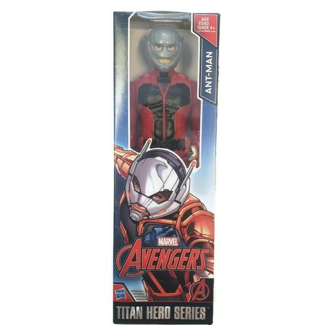 Ant-Man 7inch Action Figure Marvel Titan Hero Series Avengers Initiative figure