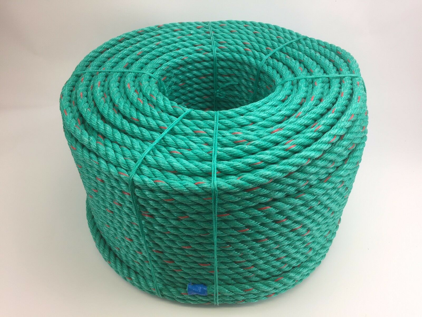 16mm Polysteel Rope x 50 Metres,  Lowering, Arborist, Rigging, Tree Surgery Rope  save 50%-75%off