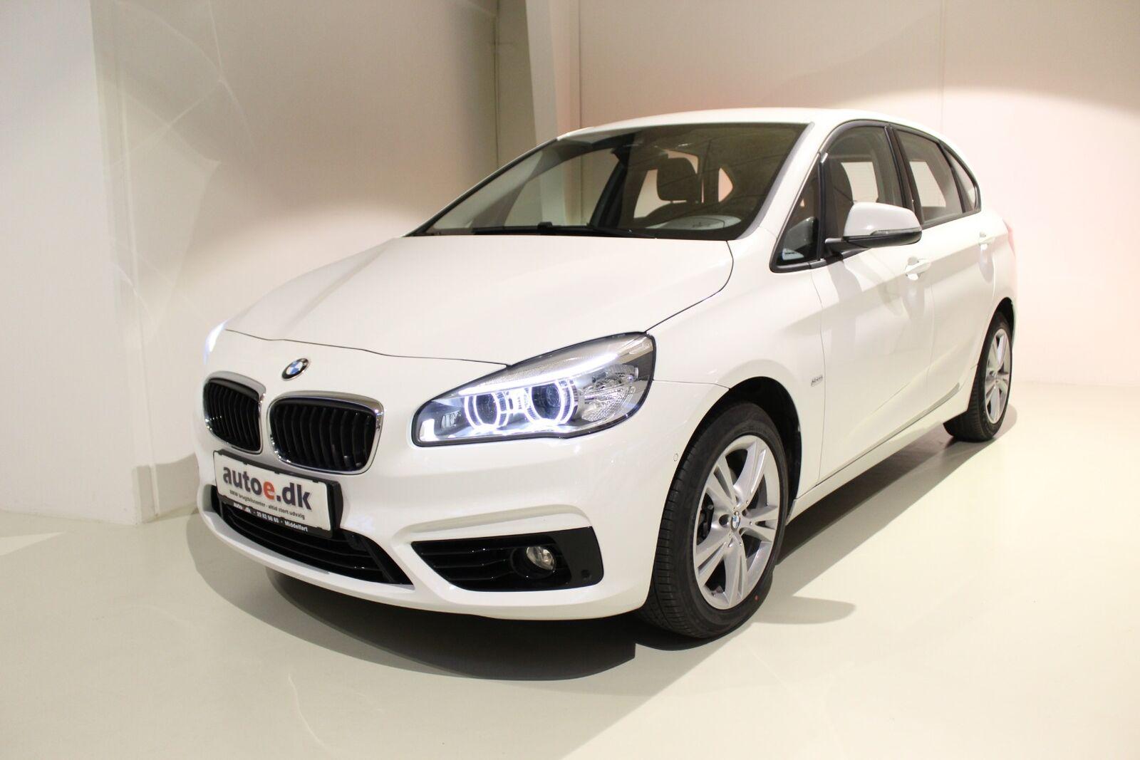 BMW 218d 2,0 Active Tourer aut. 5d - 269.800 kr.