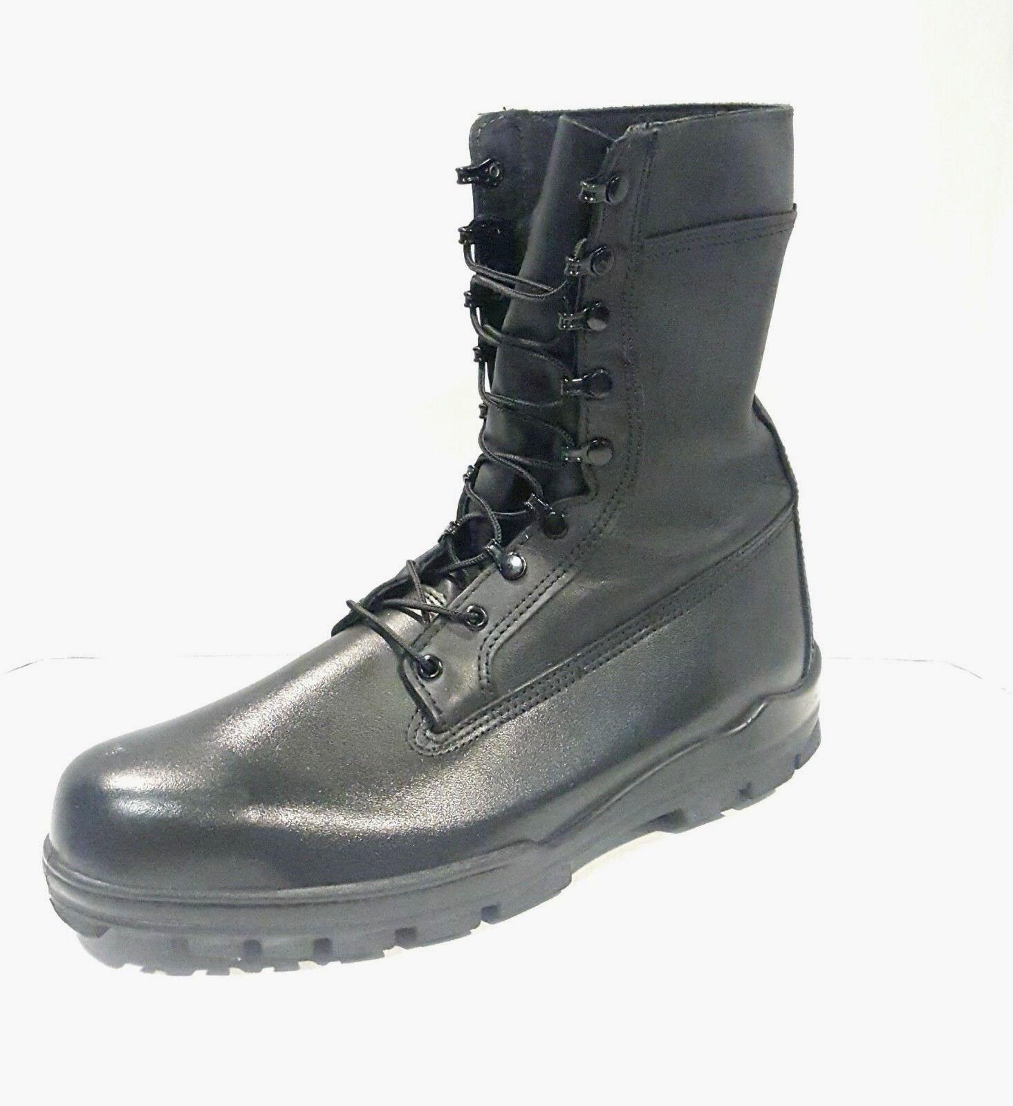 Bates US Navy Durashock Steel Toe Military Boot 15B30-002034-101(Size:15 XW)