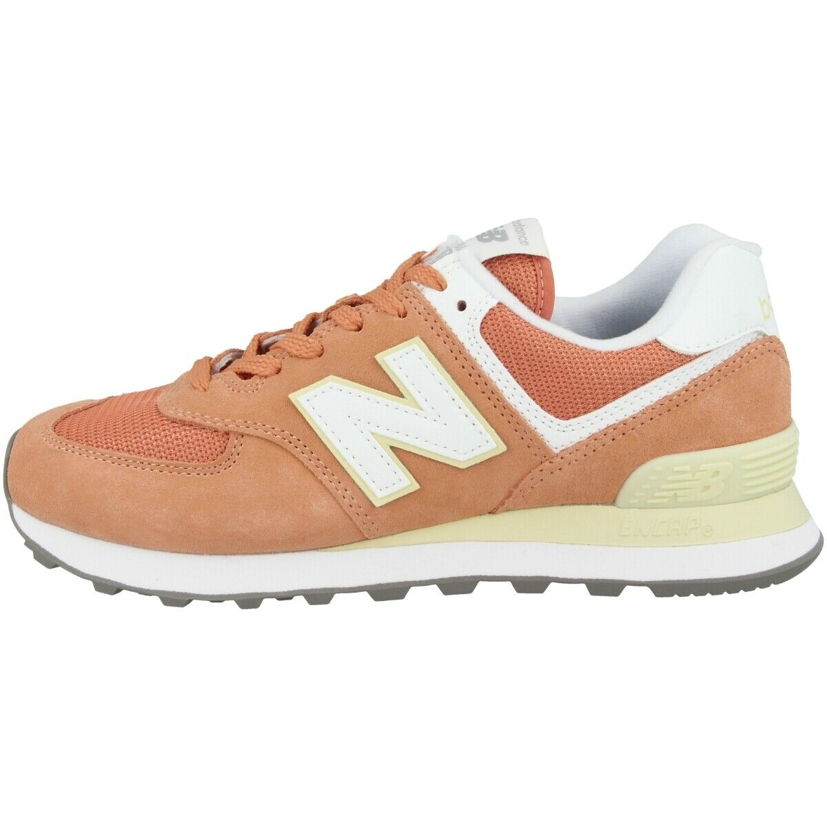 New Balance Wl574 Esf shoes da Ginnastica per il Tempo Libero Faded Rame