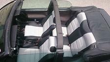 VW GOLF 3 CABRIO MAß SITZBEZÜGE LEDERSITZBEZÜGE LEDERSITZBEZUG BEZÜGE