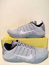 New Nike Kobe XI 11 Elite Low 4KB Pale Horse Blue Tint Glow Size 13 824463 443