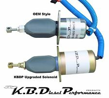HEAVY DUTY P7100 Fuel Pump Shut Off Down Solenoid for 1994-98 Dodge Cummins 5.9L