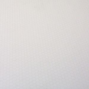 White Polka Dots Non Slip Vinyl Flooring Kitchen Bathroom Cheap