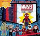 Marvel Universe Crochet by Thunder Bay Press (Hardback, 2016)