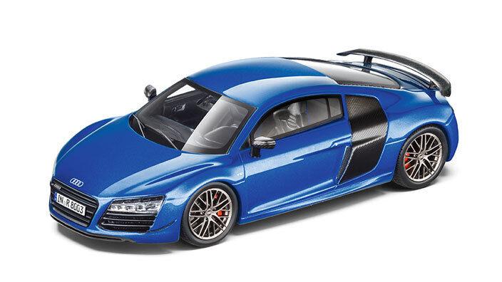 Original Audi R8 Coupe LMX Modellauto 1 1 1 43 Arablau Ara Blau 5011418413    Leicht zu reinigende Oberfläche  bc9e22