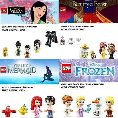 Mini Fig // Mini Figure NEW LEGO Mulan Disney Princess