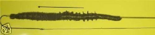 PACK OF 2//4//6//8//10 RAGWORM // LUGWORM 30cm BAITING NEEDLES SEA FISHING
