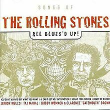 Songs of Rolling Stones/All Bl von Various | CD | Zustand gut